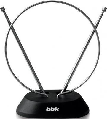Антенна BBK DA01 Комнатная цифровая DVB-T комнатная всеволновая антенна rolsen rda 250