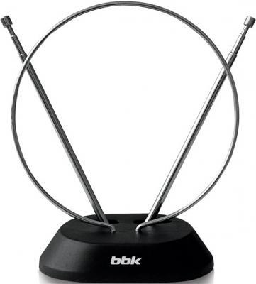 Фото - Антенна BBK DA01 Комнатная цифровая DVB-T антенна bbk da03