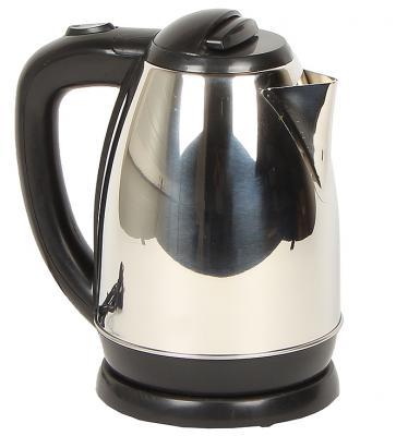 Чайник Великие реки Чая-2А 1800 Вт серебристый 2 л нержавеющая сталь