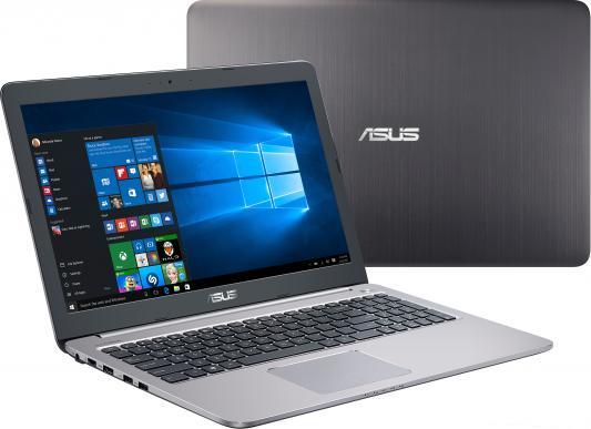 """Ноутбук ASUS K501UX 15.6"""" 1920x1080 Intel Core i5-6200U 90NB0A62-M00400"""