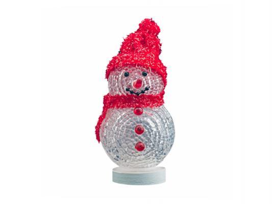 Снеговик CBR NY 070 питание от USB многоцветная подсветка