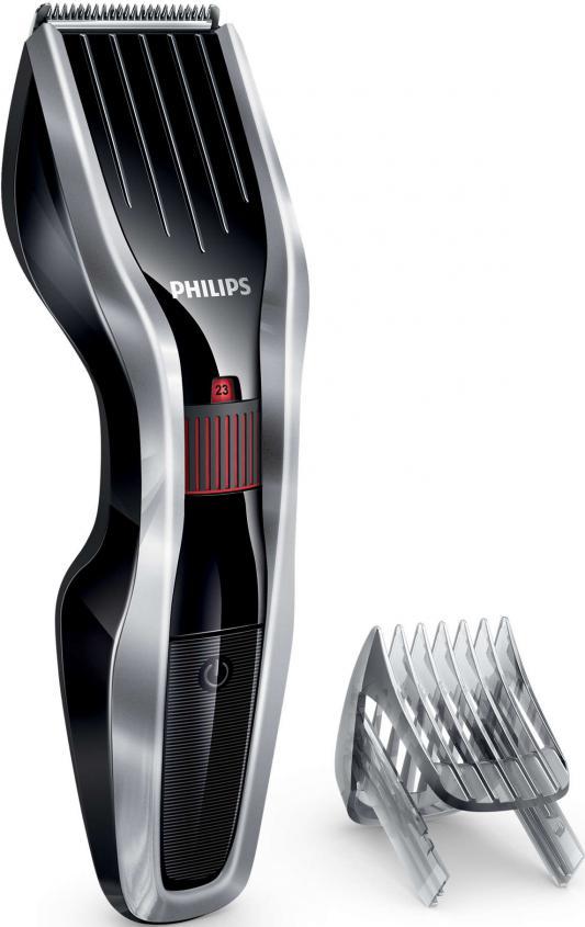 Машинка для стрижки волос Philips HC5440/15 чёрный серебристый машинка для стрижки волос philips hc5440