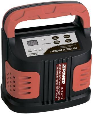 Зарядное устройство Zipower PM 6512 автомобильный насос ножной zipower pm 4236