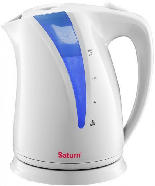 Чайник Saturn ST-EK 8417 2200 Вт белый 2 л пластик