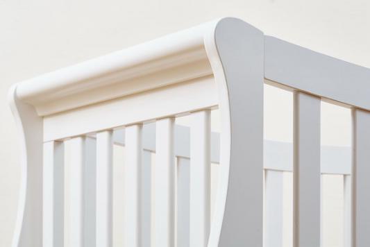 Кроватка с маятником Giovanni Fresco (white)