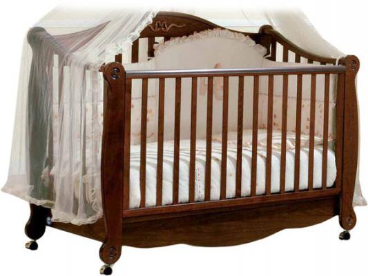 Кроватка Pali Rigoletto (темный орех)