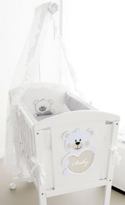 Балдахин на кроватку Pali Baby Baby (белый)