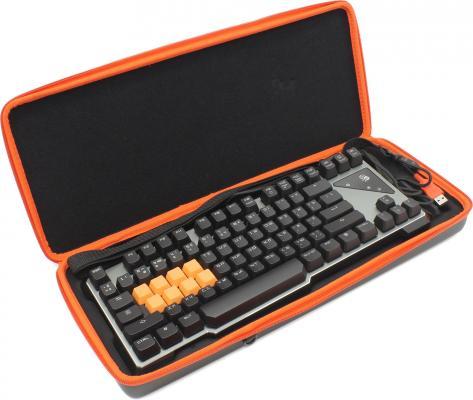 Клавиатура A4TECH Bloody B700 USB черный