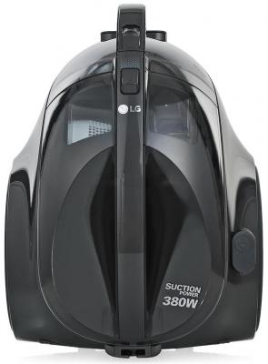 Пылесос LG V-K74W22H без мешка сухая уборка 1400Вт серебристый