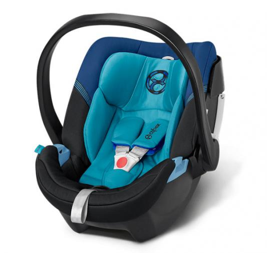 Автокресло Cybex Aton 4 (true blue)