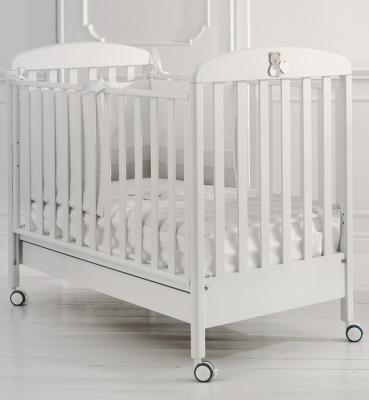 Кроватка Baby-Expert Tato (белый)