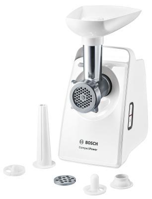 Мясорубка Bosch MFW3520W 1500 Вт белый