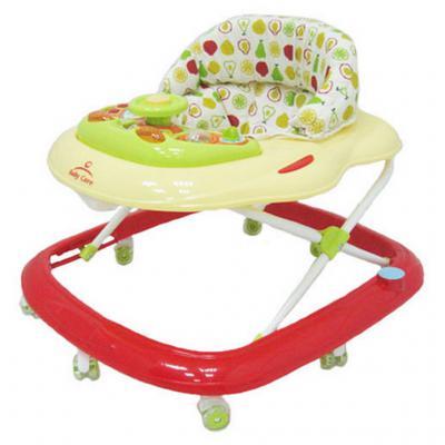 Ходунки Baby Care Pilot (red)
