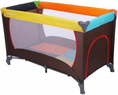 Манеж Baby Care Arena (разноцветный)