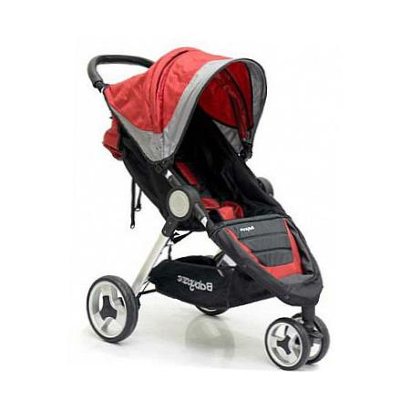 Прогулочная коляска Baby Care Variant 3 (red)