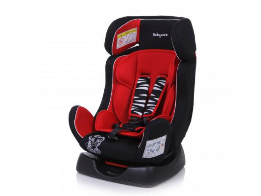 Автокресло Baby Care BC-719 Люкс Тигрёнок (красный)