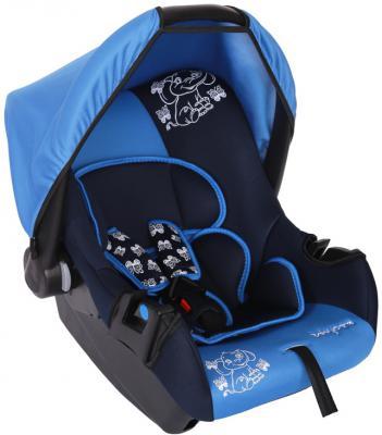 Автокерсло Baby Care BC-322 Люкс Слоник (синий)