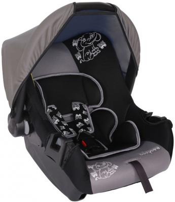 Автокерсло Baby Care BC-322 Люкс Слоник (серый)