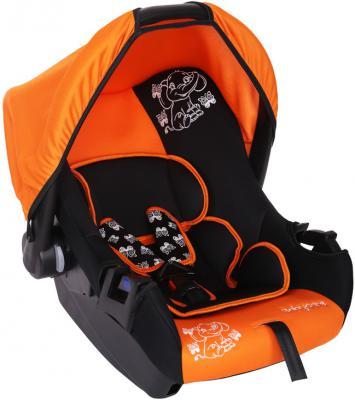 Автокерсло Baby Care BC-322 Люкс Слоник (оранжевый)