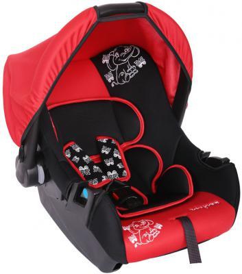 Автокерсло Baby Care BC-322 Люкс Слоник (красный