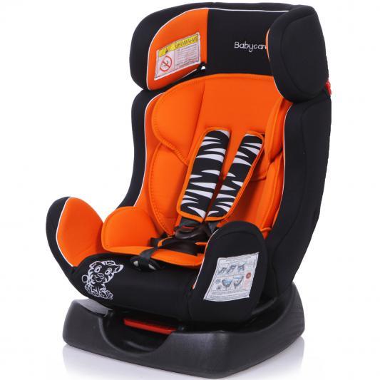 Автокресло Baby Care BC-719 Люкс Тигрёнок (оранжевый)