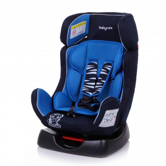 Автокресло Baby Care BC-719 Люкс Тигрёнок (синий)