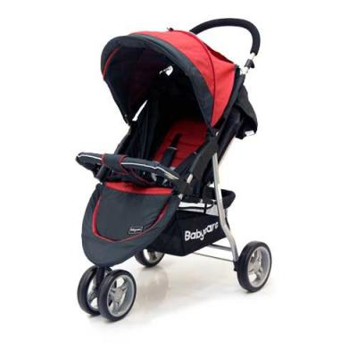 Прогулочная коляска Baby Care Jogger Lite (red)
