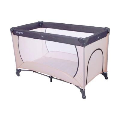 Манеж Baby Care Arena (серый/бежевый)