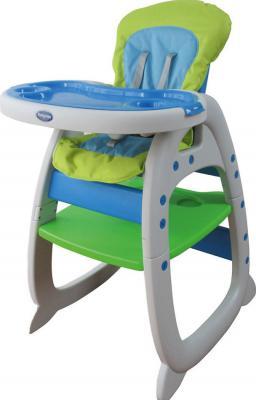 Стульчик для кормления Baby Care O-Zone (green)