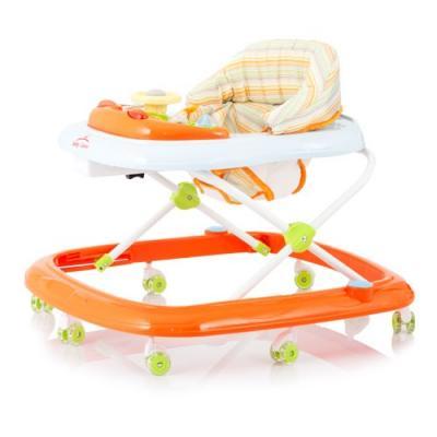 Ходунки Baby Care Flip (orange)