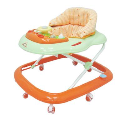 Ходунки Baby Care Pilot (orange)