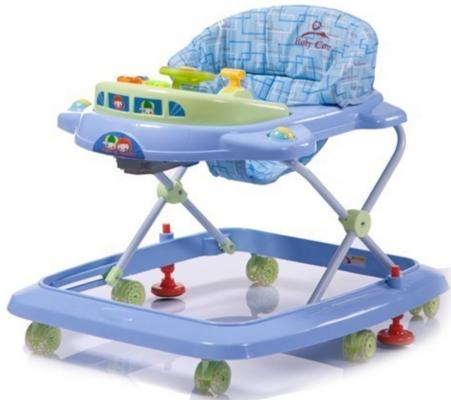 Ходунки Baby Care Tom&Mary (blue green)