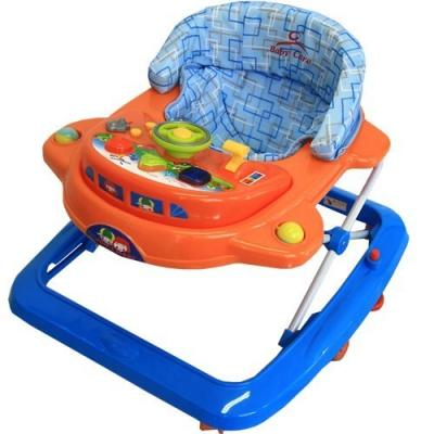 Ходунки Baby Care Tom&Mary (blue yellow)