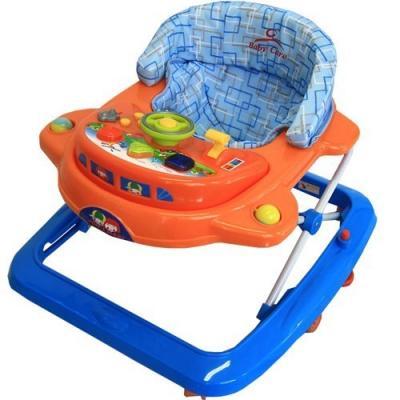 Ходунки Baby Care TomMary (blue yellow)