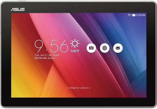 "Планшет ASUS ZenPad 10 Z300CG 10.1"" 8Gb черный Wi-Fi 3G Bluetooth Android 90NP0211-M01500"