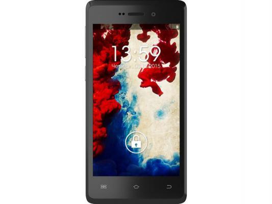 "Смартфон KENEKSI Flame черный 4.5"" 4 Гб Wi-Fi GPS"