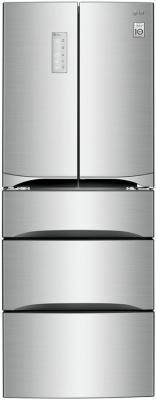 Холодильник LG GC-B40BSMQV серебристый lg gc 051ss