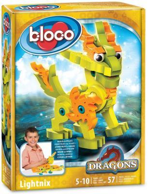 Конструктор Bloco Драконы: Лайтникс 57 элементов 30512
