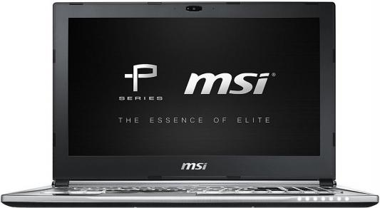 "Ноутбук MSI PX60 6QD-027RU 15.6"" 1920x1080 Intel Core i7-6700HQ 9S7-16H834-027"