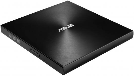 Внешний привод DVD±RW ASUS SDRW-08U7M-U/BLK/G/AS USB 2.0 черный Retail asus sbw 06d2x u blk g as bd±r ±rw usb 2 0 чёрный