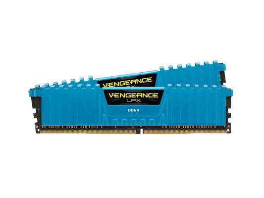 Оперативная память 16Gb (2x8Gb) PC4-24000 3000MHz DDR4 DIMM Corsair CMK16GX4M2B3000C15B