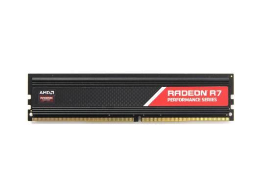 Оперативная память 8Gb (2x4Gb) PC4-17000 2133MHz DDR4 DIMM AMD R748G2133U1K
