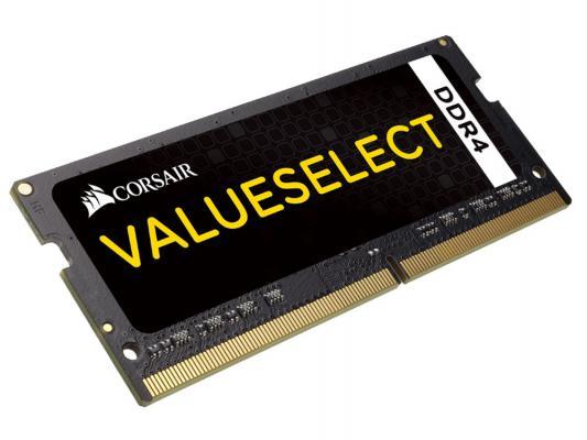 Оперативная память для ноутбуков SO-DDR4 8Gb(2x4Gb) PC17000 2133MHz Corsair CL15 CMSO8GX4M2A2133C15