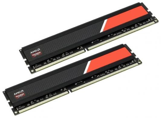 Оперативная память 16Gb (2x8Gb) PC4-17000 2133MHz DDR4 DIMM AMD R7416G2133U2K