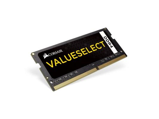 Оперативная память для ноутбука 4Gb (1x4Gb) PC3-17000 2133MHz DDR4 SO-DIMM CL15 Corsair CMSO4GX4M1A2133C15