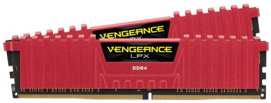 Оперативная память 16Gb (2x8Gb) PC4-19200 2400MHz DDR4 DIMM CL15 Corsair CMK16GX4M2B3000C15R оперативная память 16gb 2x8gb pc4 19200 2400mhz ddr4 dimm cl16 corsair cmk16gx4m2a2400c16r