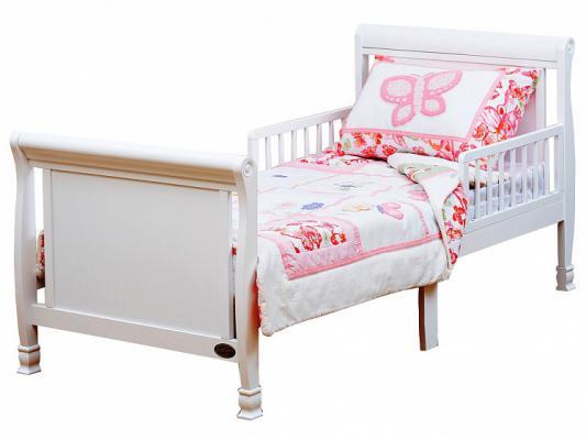 Кровать подростковая Giovanni Prima (white)