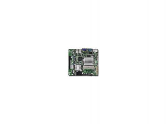 Мат. плата для ПК Supermicro MBD-X7SPE-HF-D525-B с процессором Intel 2xDDR3 1xPCI-E 4x 6xSATAIII Нестандартный Retail