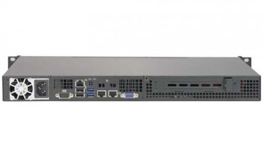 Серверная платформа SuperMicro SYS-5019S-M ventures level 3 workbook