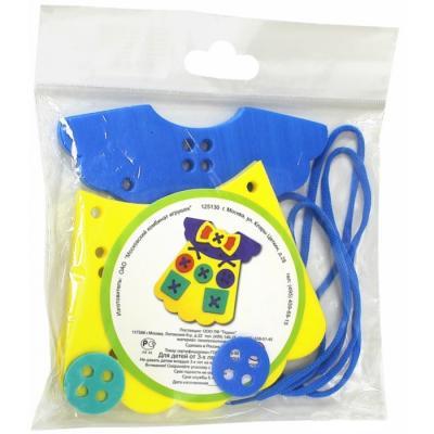 Шнуровка Флексика Платье 45324 развивающие игрушки флексика шнуровка букетик